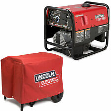 Lincoln Outback 185 Engine Welder Generator w/ Cover