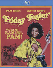 BLU-RAY Friday Foster (Blu-Ray) NEW Pam Grier