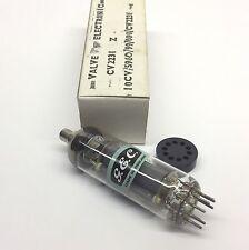 CV2231  CV2226  NOS  GEC UK Valve Tubes