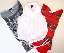 3 Juniors Tops Small- Small Lot Rue 21, Wet Seal, Forever 21