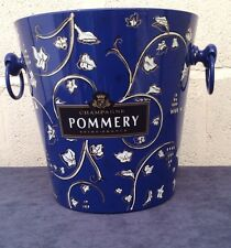 "Vintage  French ""POMMERY"" champagne, wine cooler, Magnum ice bucket."