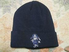 Milwaukee Admirals Knit Hat - Little Admiral Old Logo - Dark Blue - In Plastic