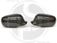 Saab 9-3 Sports, 9-5, Carbon Fibre Mirror Covers (PAIR)