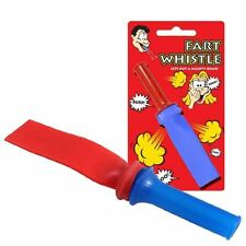 New The Famous Fart Whistle Naughty Noise Maker Gag Prank Funny 2Pc Random Color