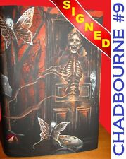 STEPHEN KING New King Cover Series #9 BAZAAR Of BAD DREAMS Chadbourne Signd #402