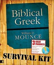 Biblical Greek Survival Kit by William D. Mounce and Zondervan Staff (2006,...