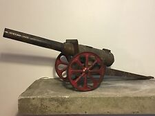 Antique Conestoga Big Bang Toy Cannon Model 10FC