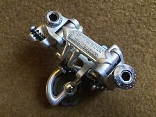 1971 Campagnolo Nuovo Record Rear Derailleur Small Cage 5/6 Speeds 201g Italy