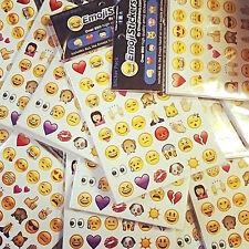 Emoji Sticker Pack 912 Die Cut Stickers for iPhone, Instagram & Twitter Fashion