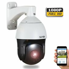TOP SONY 20X ZOOM HD 1080P 2.0MP Outdoor PTZ IP Speed Dome Camera 350M laser IR