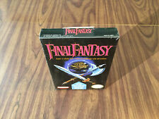 Final Fantasy 1 (Nintendo Entertainment System, NES) Brand New - Factory Sealed