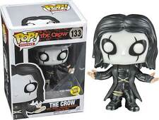 The Crow Glow In The Dark Exclusive Funko Pop! Vinyl Figure****Damaged Boxes****