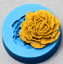 Flower Mini Silicone Mold for Fondant, Gum Paste, Chocolate, Crafts - 1E