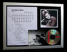 BILLY JOEL She's Always Woman LTD TOP QUALITY CD FRAMED DISPLAY+FAST GLOBAL SHIP