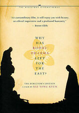 Why Has Bodhi-Dharma Left for the East? (DVD, 2007)