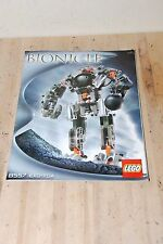 Lego Bionicle Replacement 8557 2/2 Exo-Toa Instruction Manual 2 Books