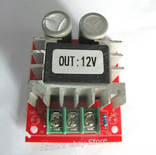 HRD DC-DC Converter DC 48V 36V 24V 50V Step Down To 12V 3A Switch Power Module