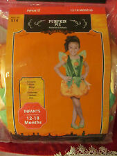 Pumpkin Pie Halloween Costume 12 to 18 Months NWT