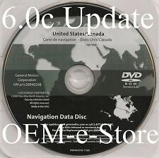 2007 to 2011 GMC SIERRA / Yukon Denali / Hybrid Navigation DVD Map 6.0c Update