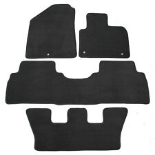 TO FIT: Kia Sorento - (2015-Current) - Tailored Car Floor Mats + 3rd Row