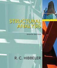 Structural Analysis (8th Edition) by Hibbeler, Russell C.