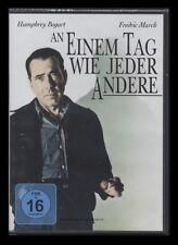DVD AN EINEM TAG WIE JEDER ANDERE - HUMPHREY BOGART + FREDERIC MARCH *** NEU ***