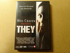 DVD / THEY ( WES CRAVEN )