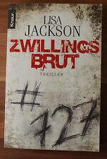 ZWILLINGS BRUT - Thriller - Lisa Jackson (3B)
