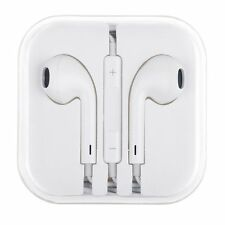 Hot Apple iphone 7 / 7 Plus Earphone Wired Headset Volume Control Headphone New