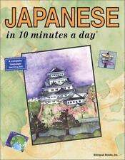 Japanese in 10 Minutes a Day by Kershul, Kristine K.
