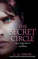 Secret Circle: Captive and the Power v. 2, L J Smith, L J Smith, Very Good condi