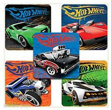 "30 Assorted Classic Hot Wheels Stickers, 2.5""x2.5"" each, Party Favors"