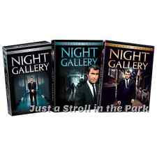 Night Gallery: Complete Rod Sterling Twilight Zone TV Series Spinoff Seasons 1-3