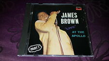 CD James Brown / Live at the Apollo, Part 1 - Album 1968