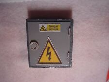 1/18 SCALE - Inside electrical Breaker BOX for YOUR SHOP/GARAGE/DIORAMA