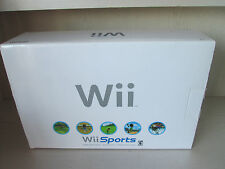 Nintendo Wii Sports Sport White Console IMMACULATE In ORIGINAL BOX