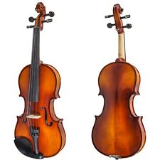 Student 1/10 Violin w Case, Rosin, Pitch Pipe+Extra Bow