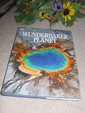 Wunderbarer Planet - Bruce Brown und Lane Morgan  / geb.