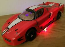 FERRARI ENZO FXX RECHARGEABLE Radio Remote Control Car DRIFT SPEED 2WD 1:18  RED