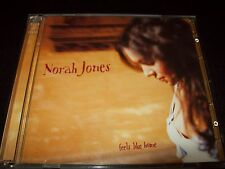 Norah Jones Feel Like Home CD & DVD