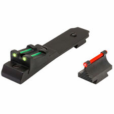 TruGlo Lever-Action Fiber Optic Sight Set for Winchester 94/Others, TG112