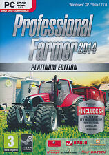 Professional Farmer 2014 Platinum Farming Simulator Europe & America map New