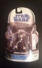 Star Wars The LEGACY COLLECTION GENERAL GRIEVOUS  Hasbro  Action Figure