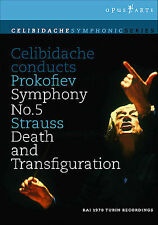 Celibidache Conducts Prokofiev: Symphony 5, New DVDs