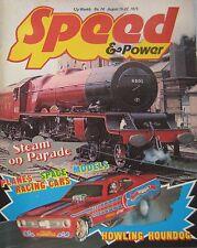 Speed & Power magazine 15 August 1975 Issue 74