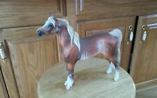 Artist Resin welsh pony horse signed