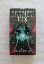 NEW Barbieri Tarot Deck Cards Paolo Barbieri Lo Scarabeo DISCOUNTED DENTED BOX