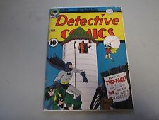 DETECTIVE COMICS #68 COMIC BOOK 1942   Batman & Robin  Two-Face Cover