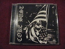 COKE BUST Confined / Anthology CD Siege Infest Government Issue Monster X