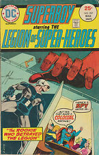 Superboy & The Legion of Super-Heros #207, Fine Condition!